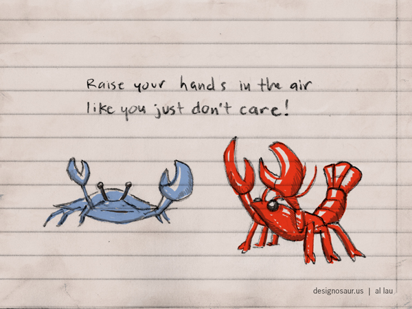 lobster | blog.designosaur.us