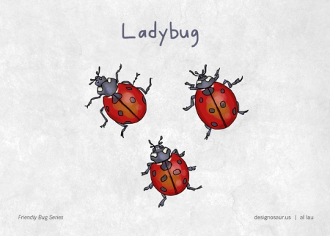 ladybugs_by_al_lau