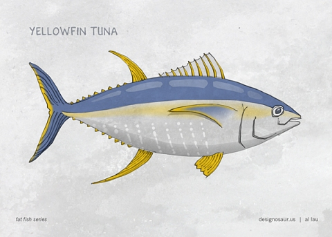 yellowfin_tuna_by_al_lau