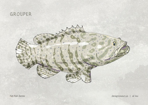 grouper_by_al_lau