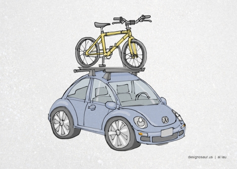 vw_beetle_and_bike_by_al_lau