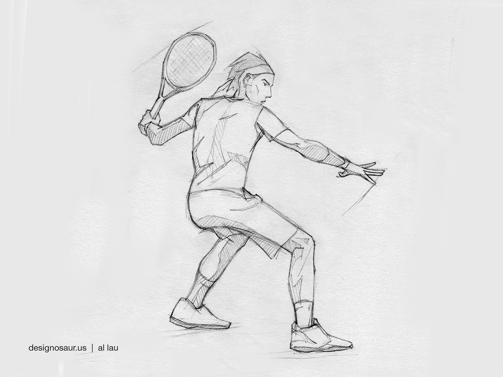 how to play forehand in tennis