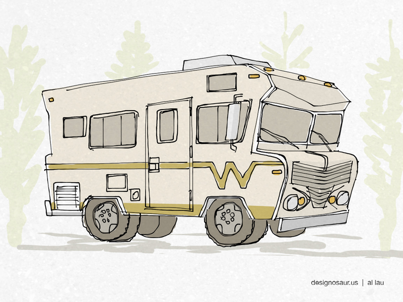 Winnebago By Al Lau