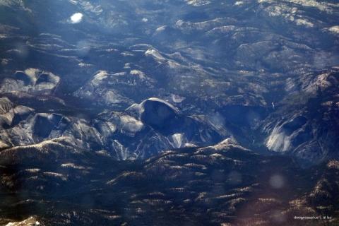 yosemite aerial