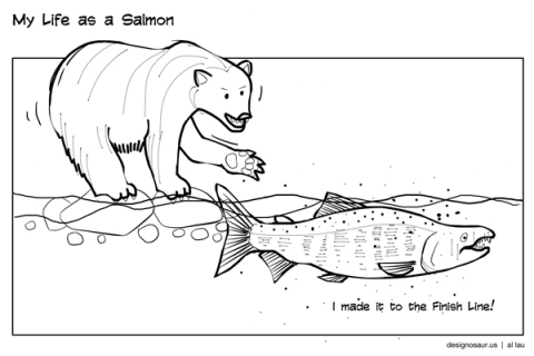 salmon_life_F_by_al_lau