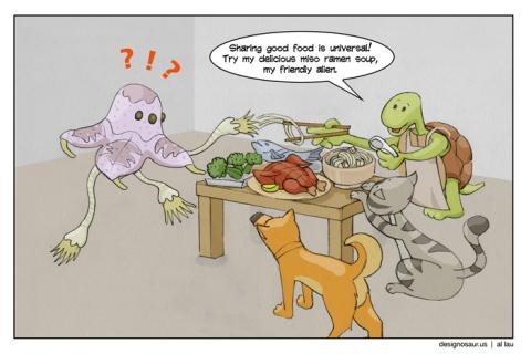 cartoon_alien_comm_by_al_lau_b