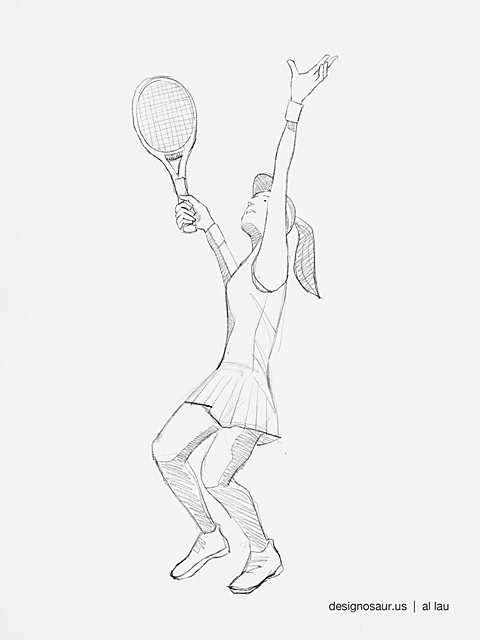 tennis_female_serve_by_al_lau