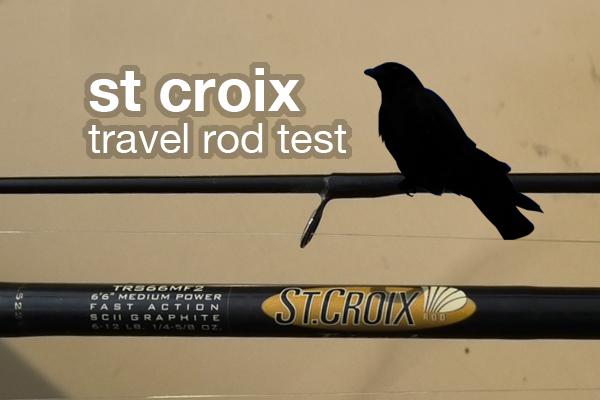 st croix travel rod